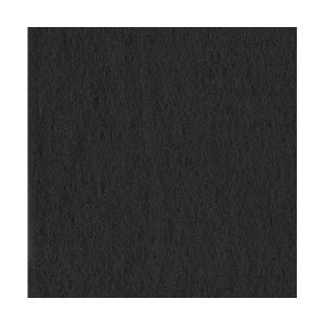 Fieltro de color negro (50x90cm)