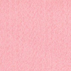 Fieltro rosa bébé (90x50 cm)