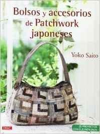 BOLSOS Y ACCESORIOS DE PATCHWORK JAPONES