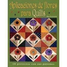 Aplicaciones de flores para quilts