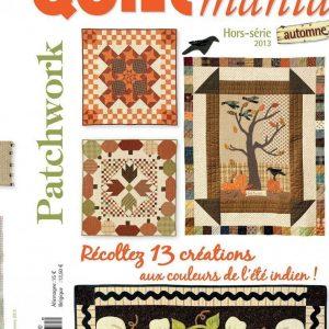 Quiltmania automne 2013