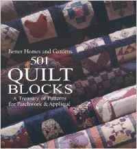 501 quilt blocks.