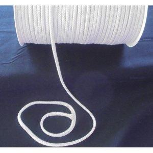 Cordón crudo de algodón para mochilas de 8 mm