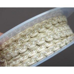Pasamaneria en crudo y beige-654