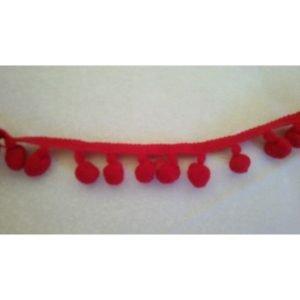 Madroños rojos grandes