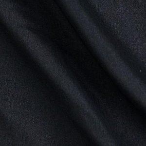 Tela para forro color negro de 1.50 cm
