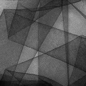 Tul negro (3M ANCHO)
