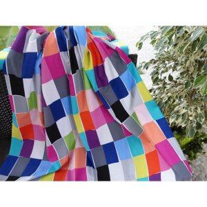 Cuadros multicolores variados