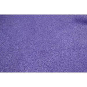 Tela de mouflón color morado
