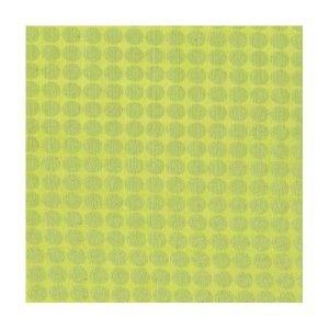 Circulos en verde pistacho de Michael Miller