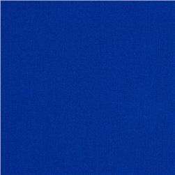 Tela lisa color azul Francia de 1.50