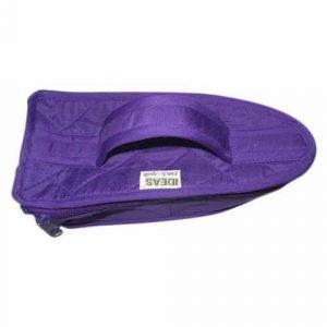 Funda para plancha ideas color violeta