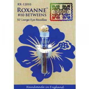 Agujas cortas acolchado nº 12-Roxanne