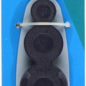 Forrador de botones (11-29mm) de Prym