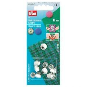 Botones para forrar 11mm de Prym