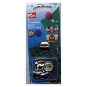 Botones para forrar de 19mm de prym