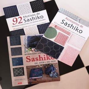 Redwork y Sashico
